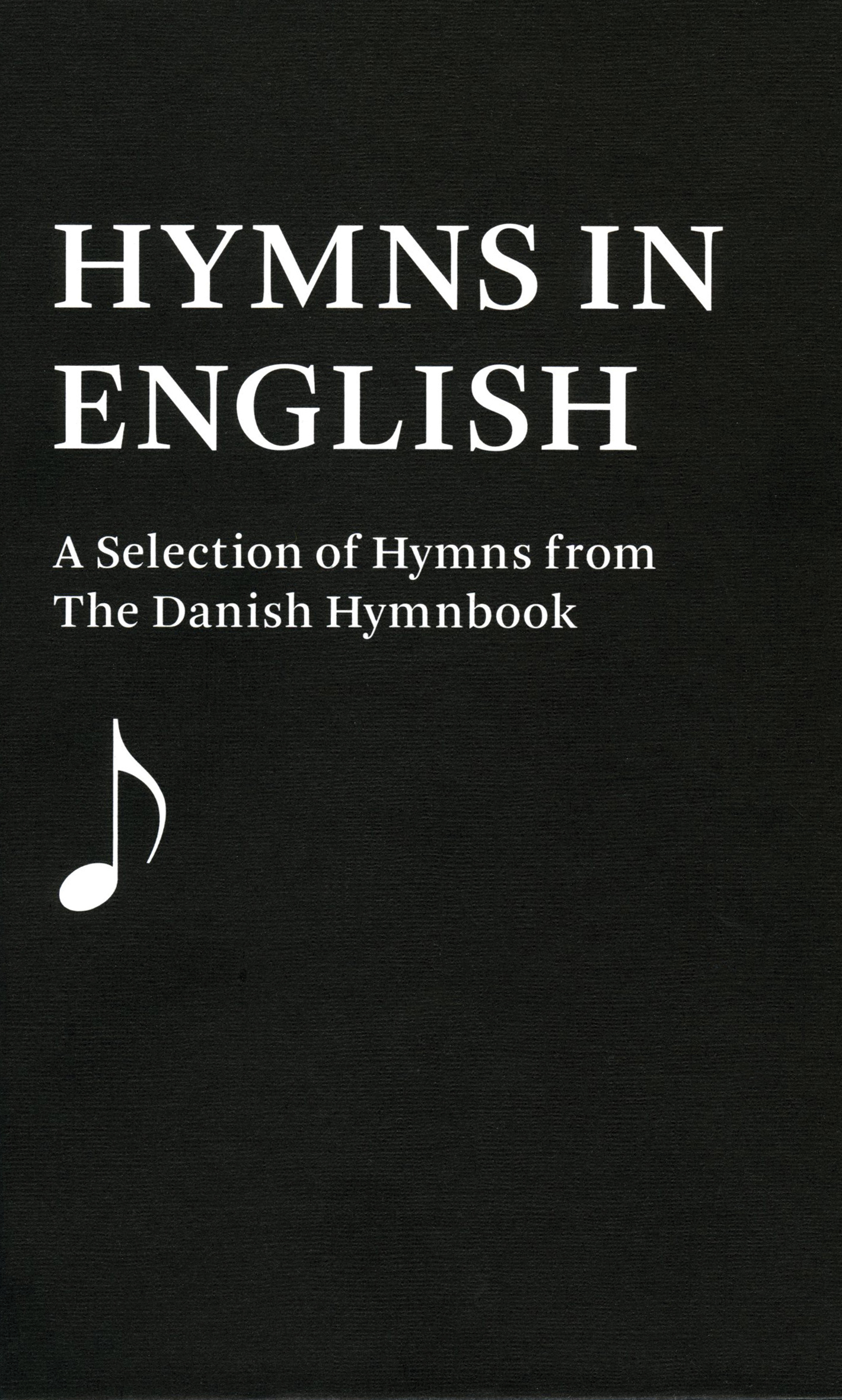 Hymns in English