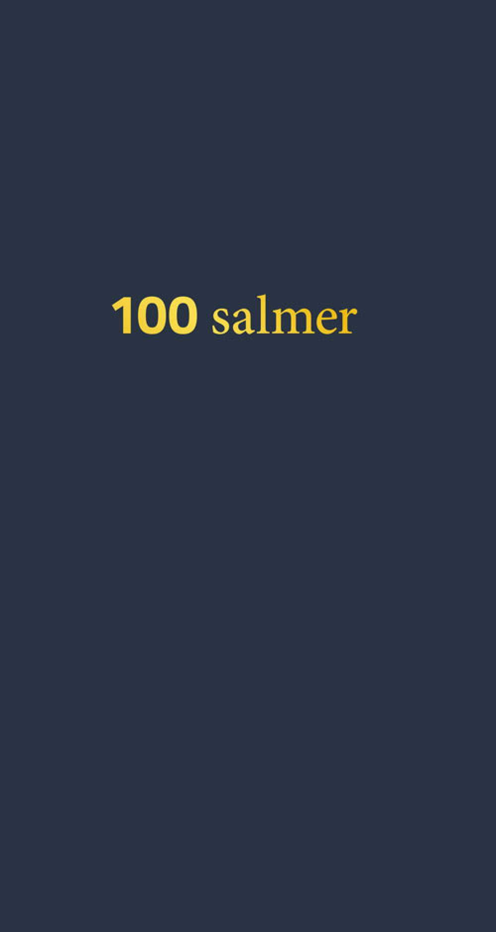 gode salmer