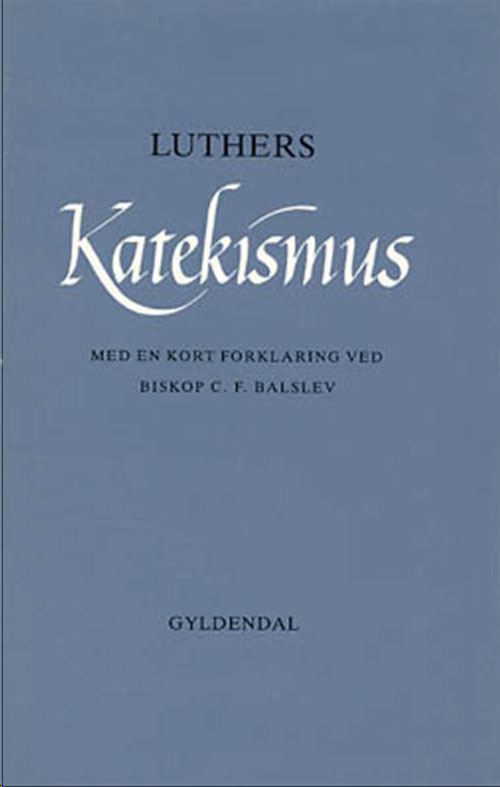 luthers katekismus