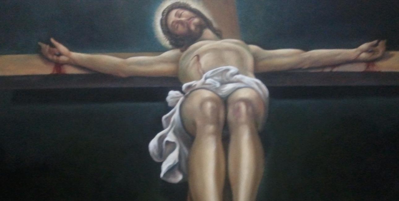 Korsfæstelsen af Jesus