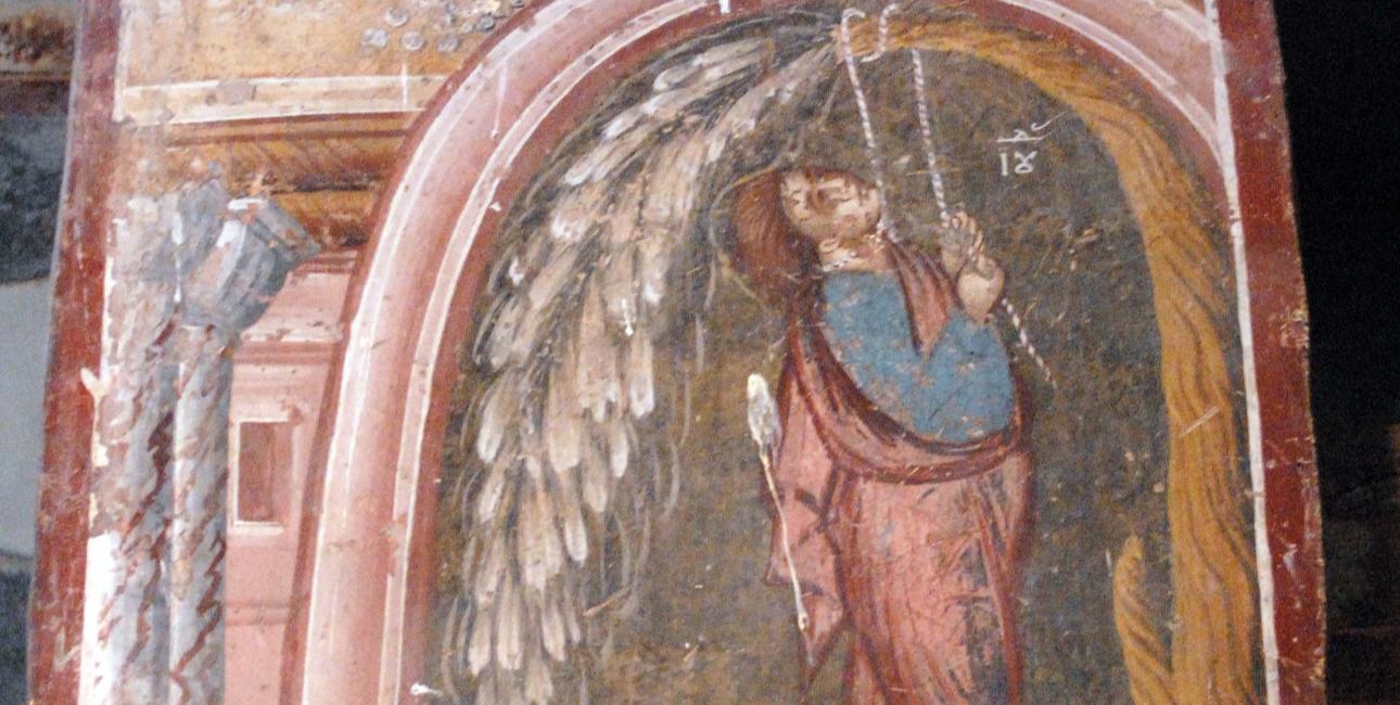 """""""Judas Hangs Himself"""""""