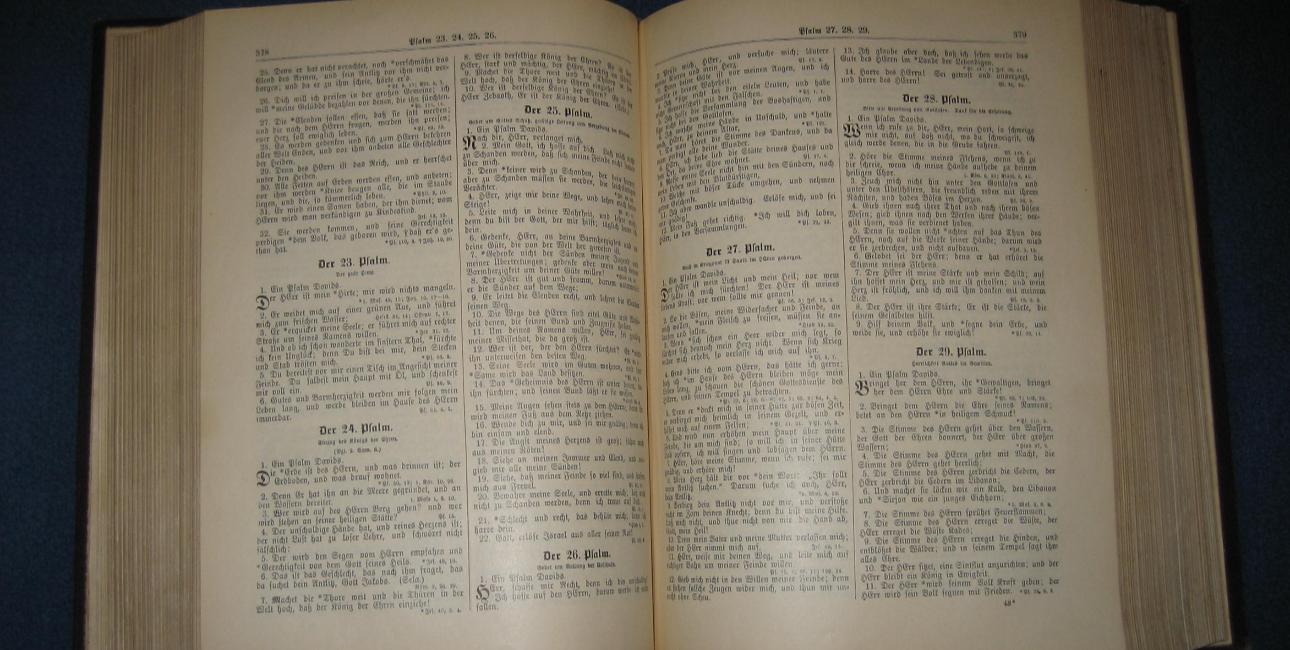Lutherbibel fra 1905