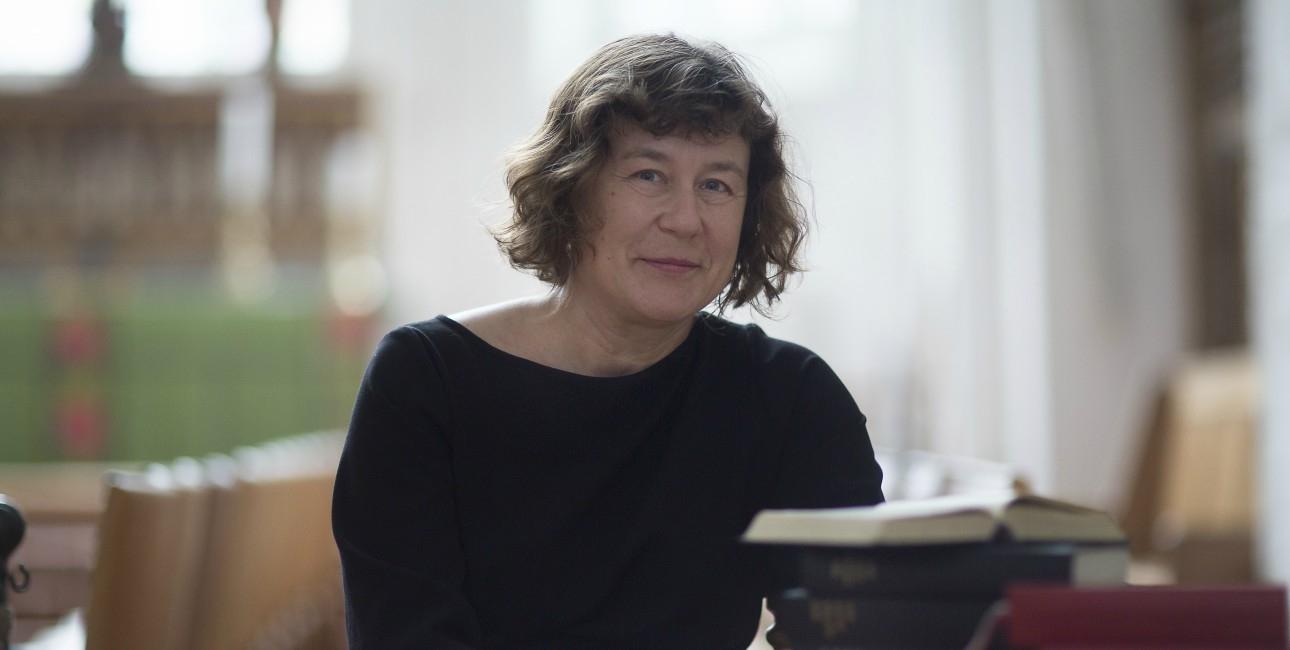 Marianne Christiansen.