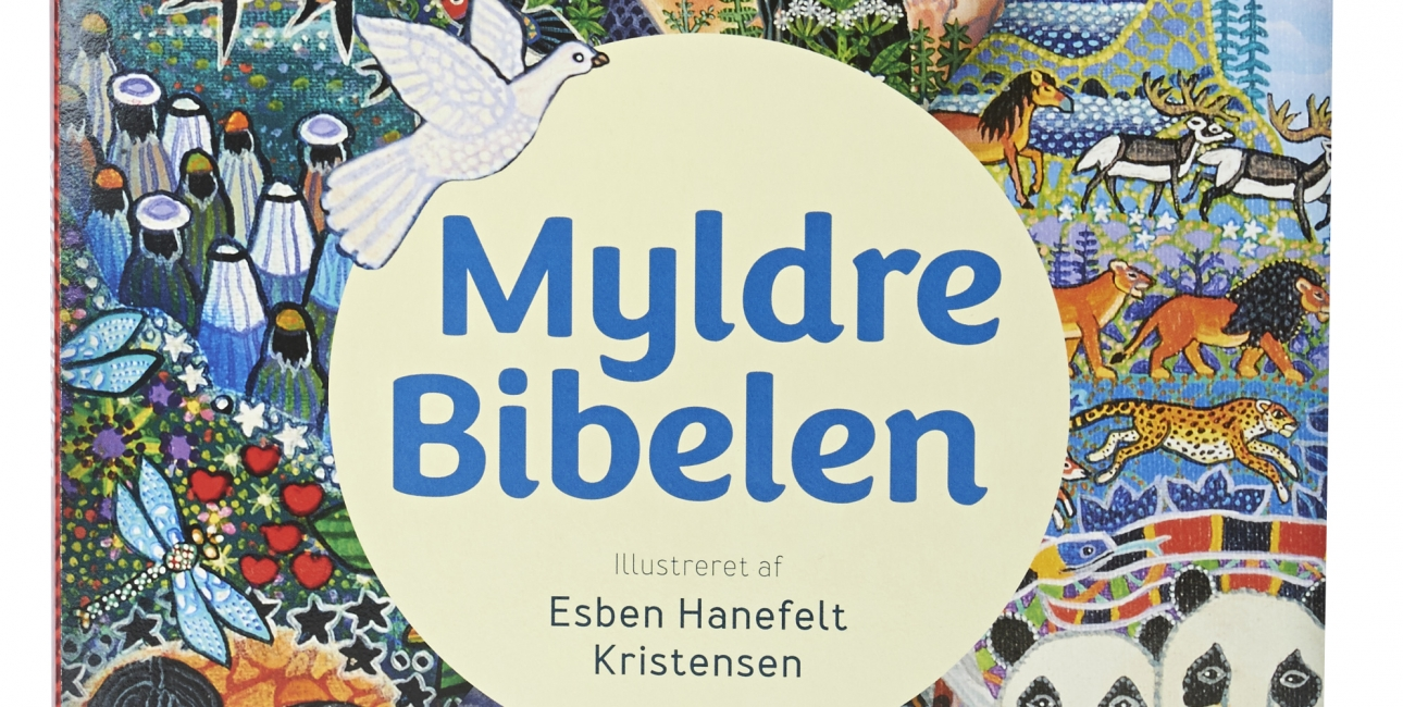 Myldrebibelen Omslag