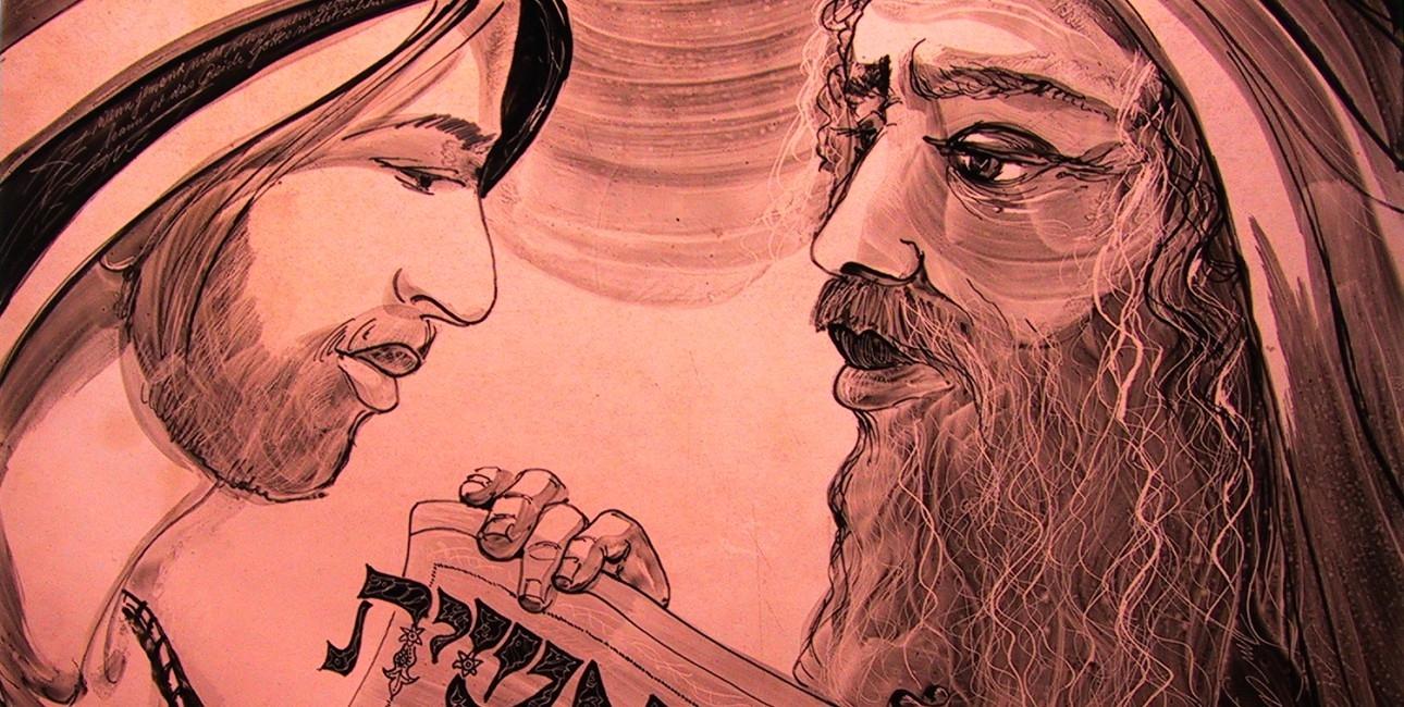 Jesus og Nikodemus