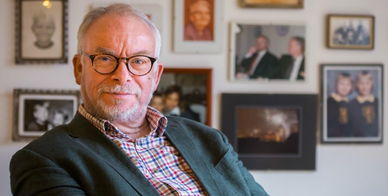 Peter Skov-Jakobsen er biskop er Københavns stift.