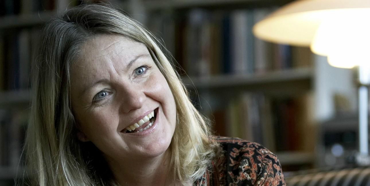 Forfatteren Pia Fris Laneth.