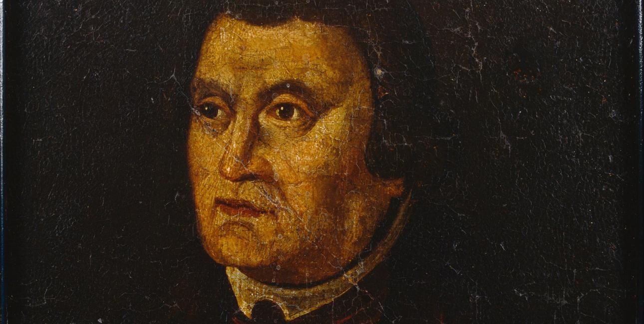 Portræt af Martin Luther fra Google Art Project