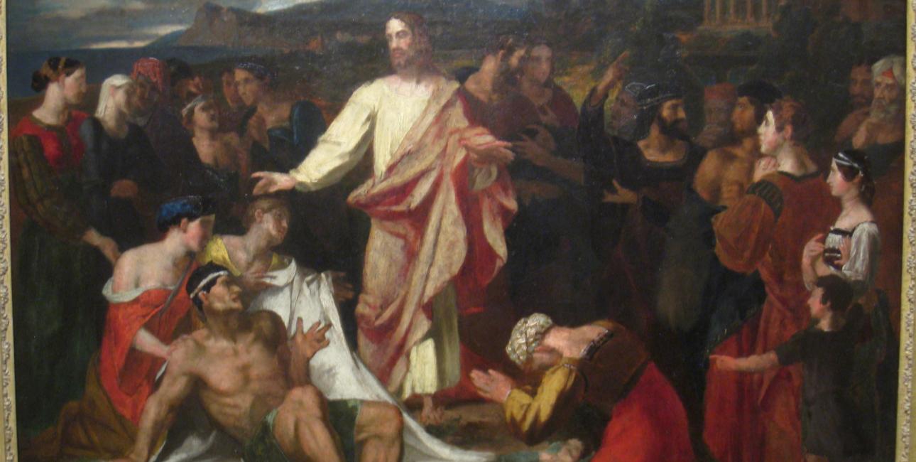 Kunne Jesus fjernheale?
