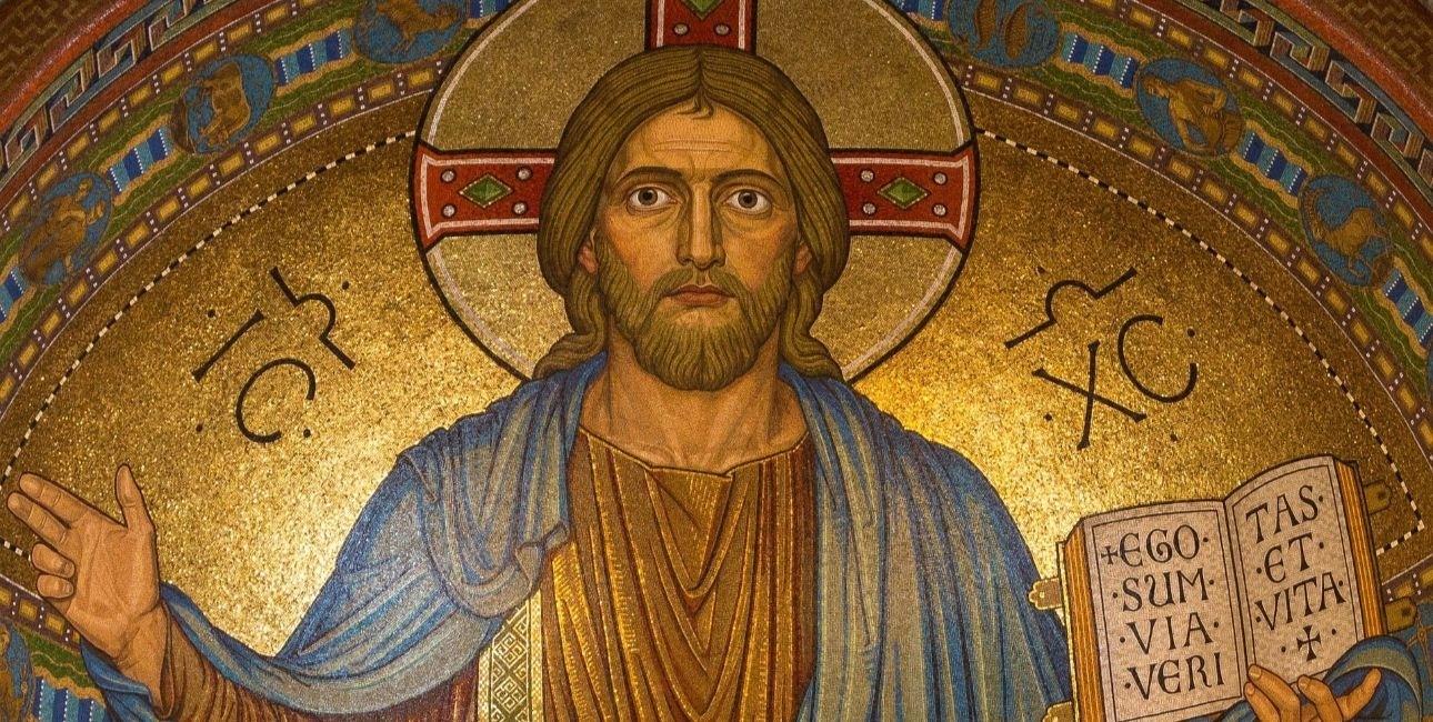 Jesus, Kristus, Messias, Guds søn, Guds lam. Kært barn har mange navne. Foto: Pixabay