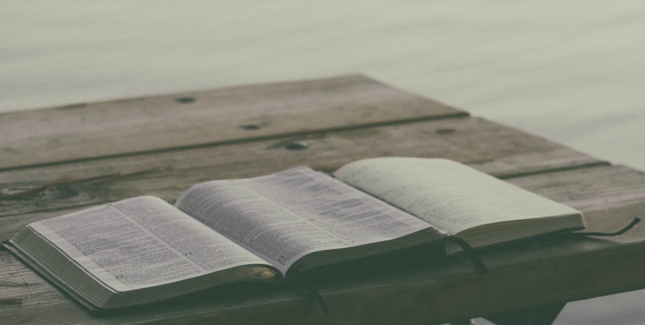 Bibelen indeholder en del bøger