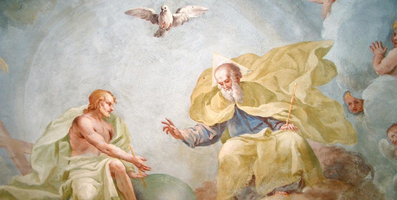 """""""Treenigheden"""" af Luca Rossetti"""