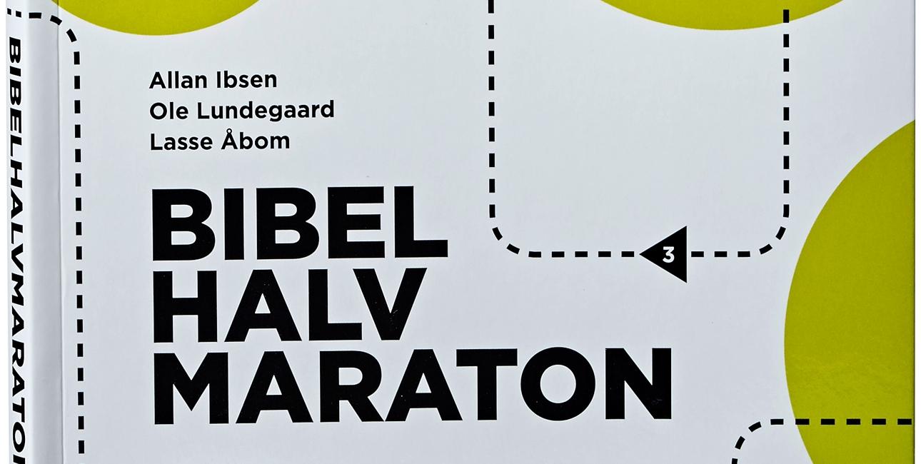 Hvorfor et halvmaraton? Forfatternes ambition er at få flere til at læse det halve fremfor færre til at læse det hele.
