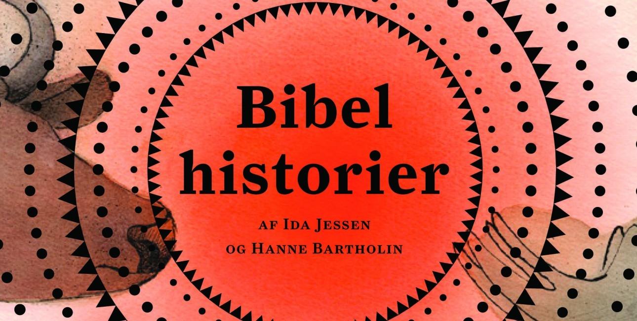 Bibelhistorier forside.