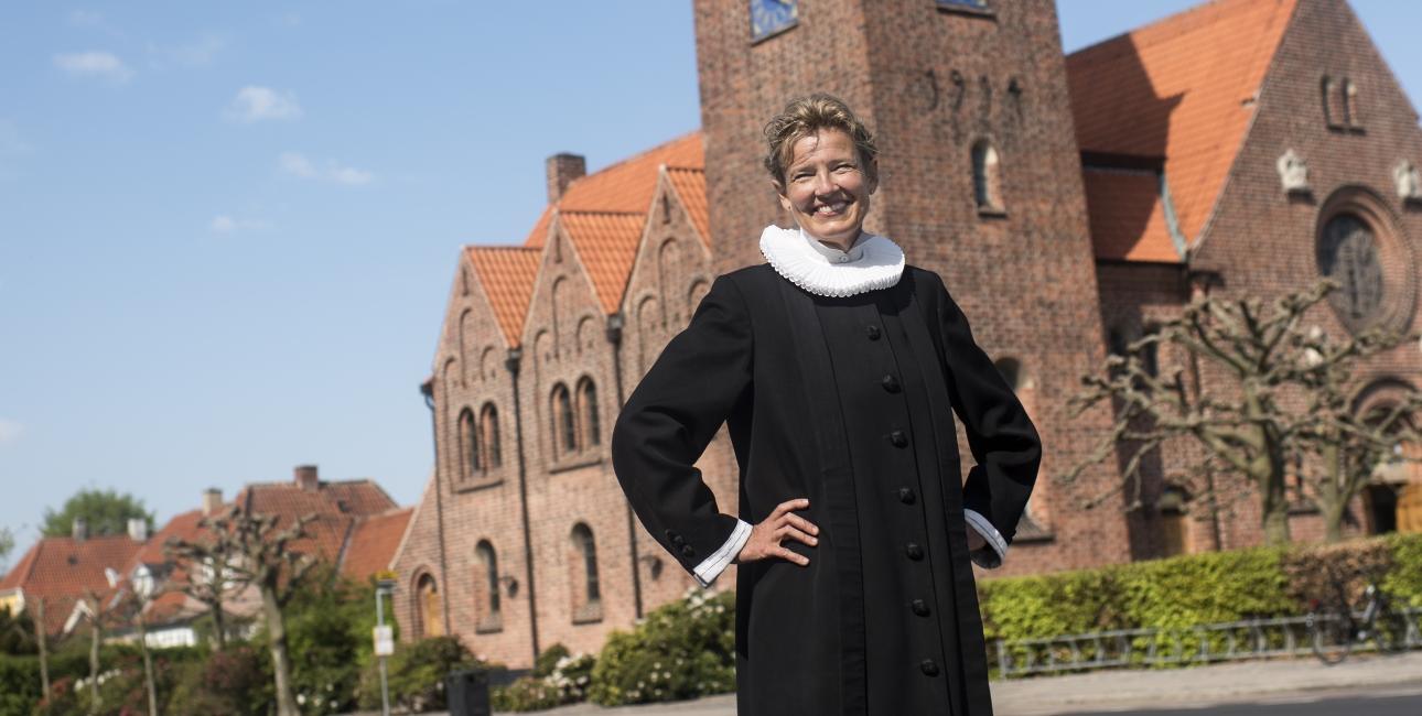 Bibelsk sjælesorg har stort potentiale i Danmark, mener feltpræst og lektor i sjælesorg Helle Møller Jensen. Foto: Les Kaner.