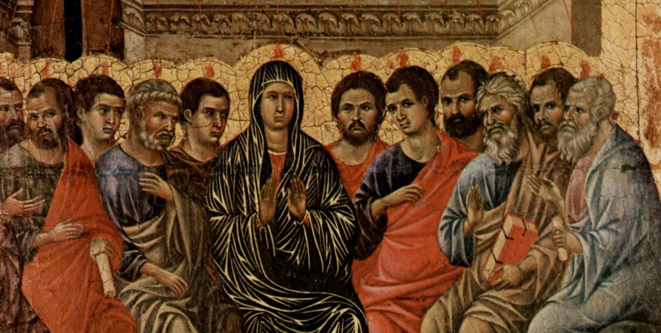Maleri af Duccio di Buoninsegna.