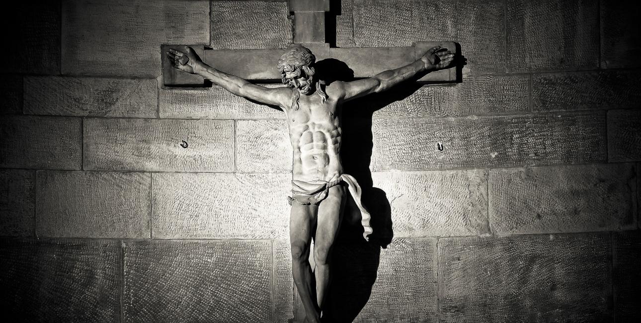 Jesus kristus.