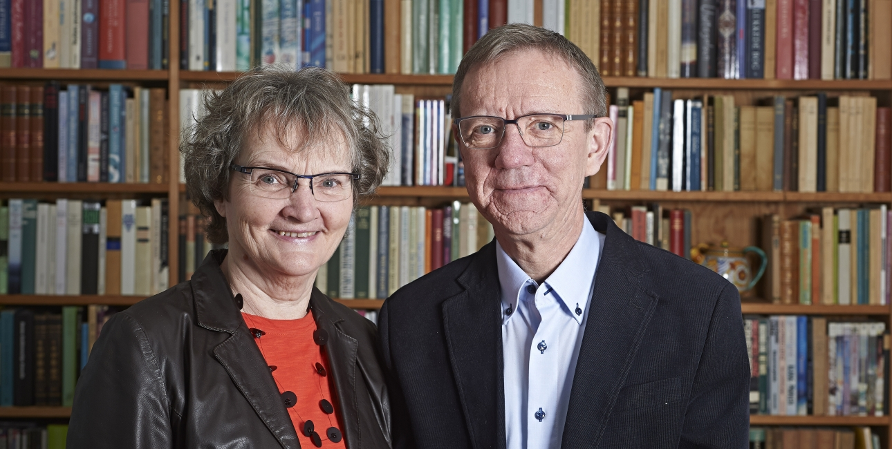 Mogens og Lisbet Müller.
