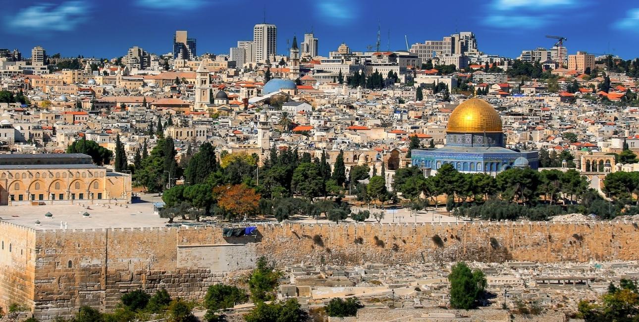 Jerusalem Pixabay