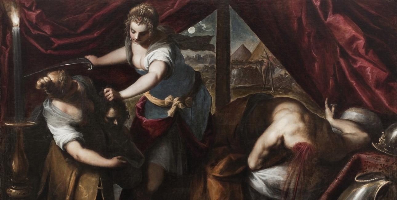 Judith and Holofernes - Palma Giovane