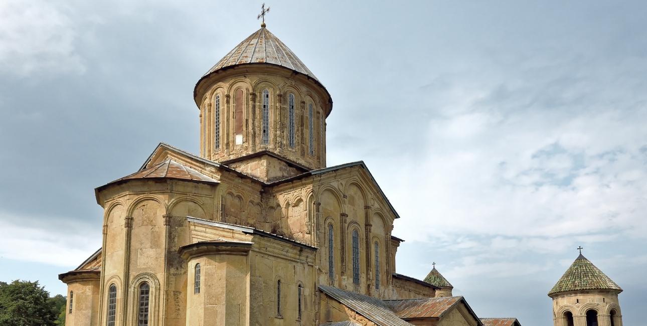 Kirke i Kaukasus