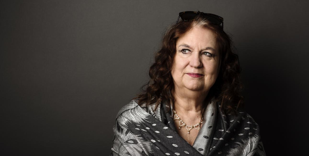 Maria Helleberg Portræt 1