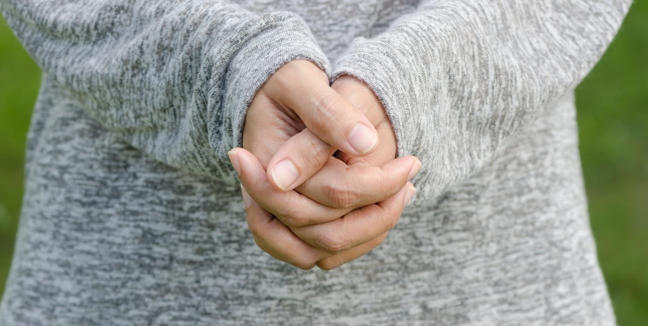 Fasten er en tid, hvor der er mere fokus på det åndelige og et øget fokus på Gud. Her er bønnen et godt redskab. Foto: Colourbox