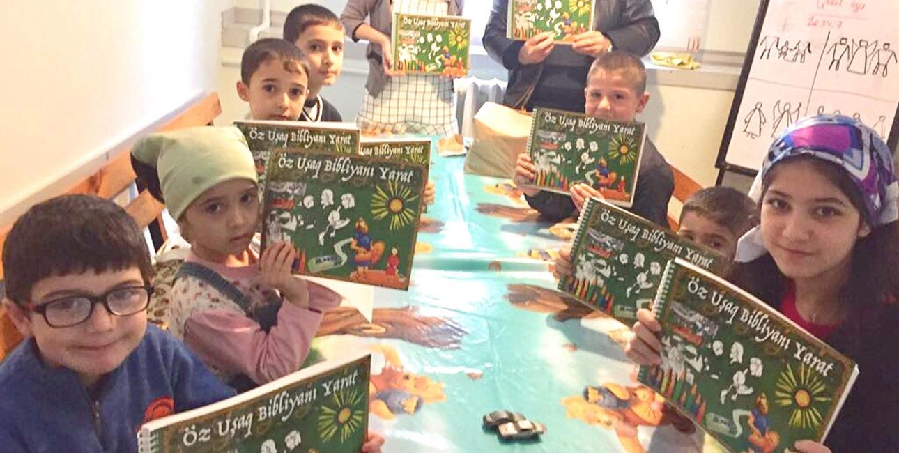 Foto: Bible Society Azerbaijan