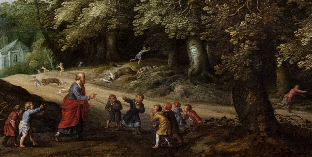 Malerio af Willem Willemsz van den Bundel