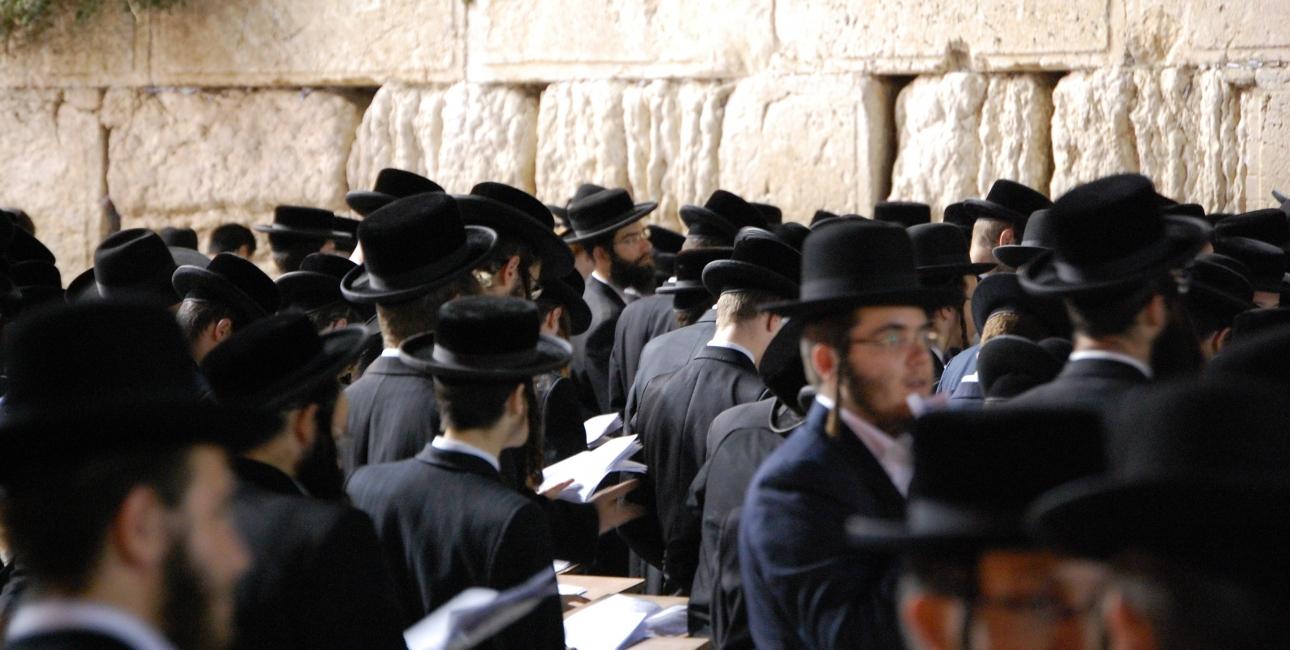 Jøder under bøn, Foto: Pixabay