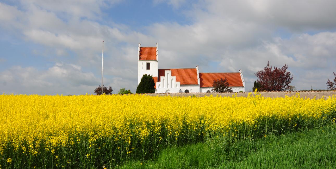 Kindertofte Kirke - Martin Nikolaj Christensen, Flickr