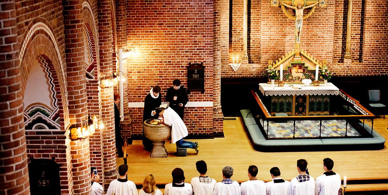 Konvertitter og dåb. Foto: Linda Kastrup, Scanpix