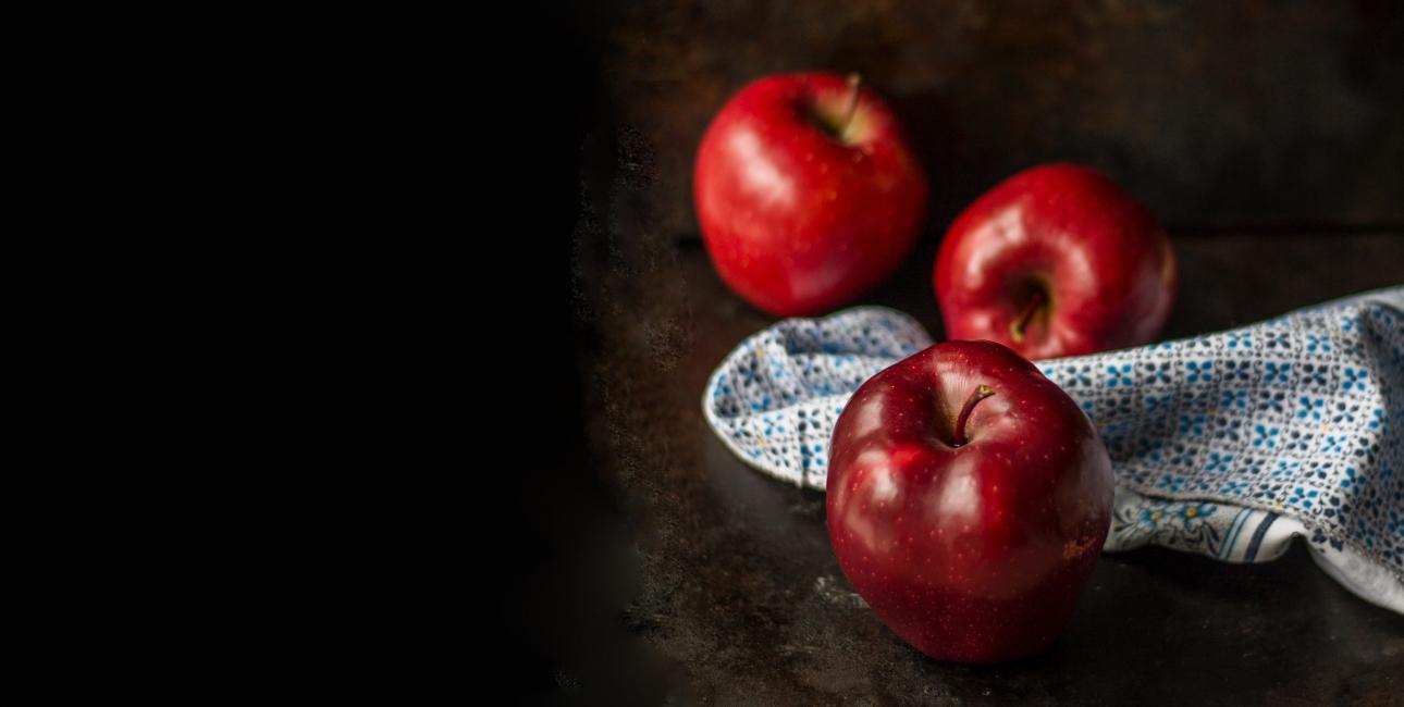 Æbler. Foto: Unsplash.