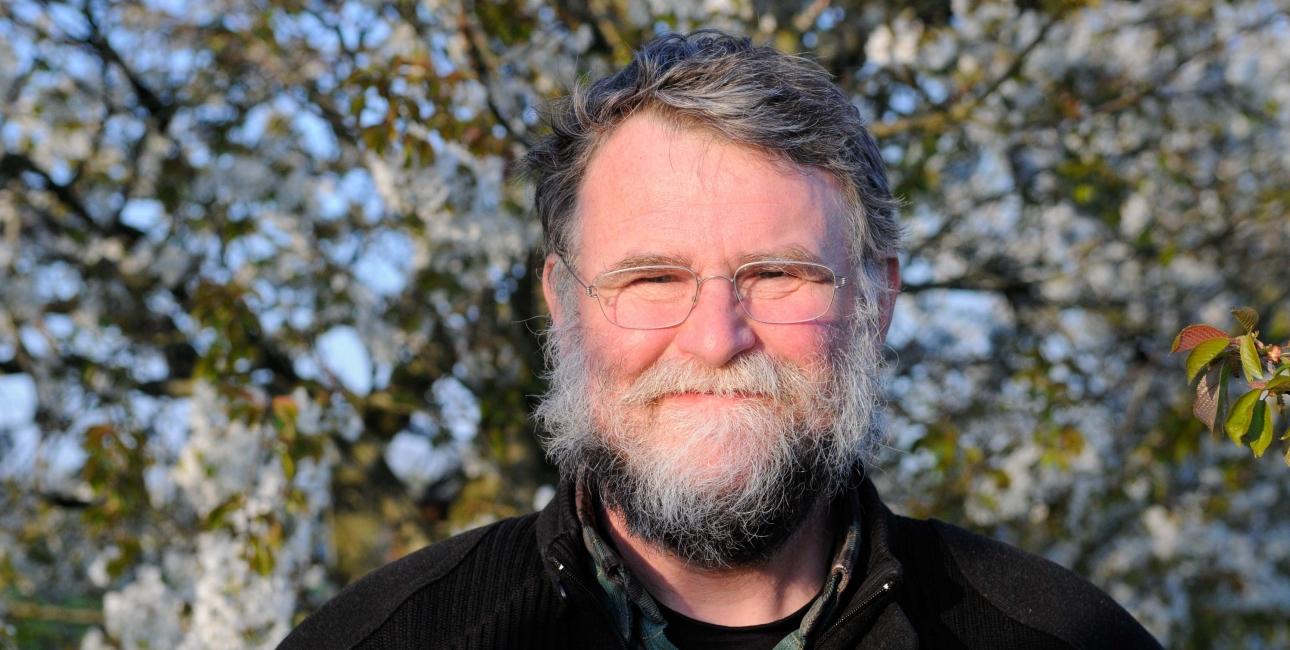 Forfatter og radiovært Anders Laugesen