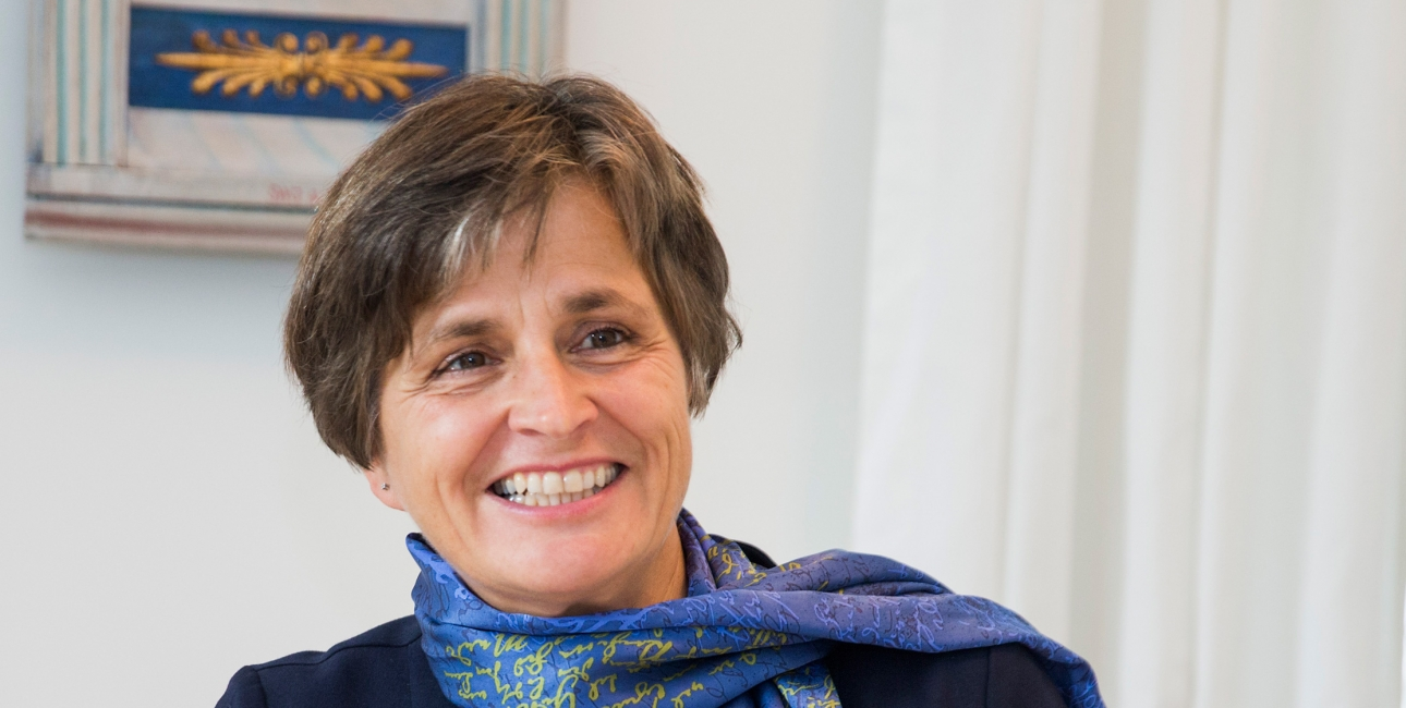 Biskop Marianne Gaarden. Foto: ingridfotografi.dk