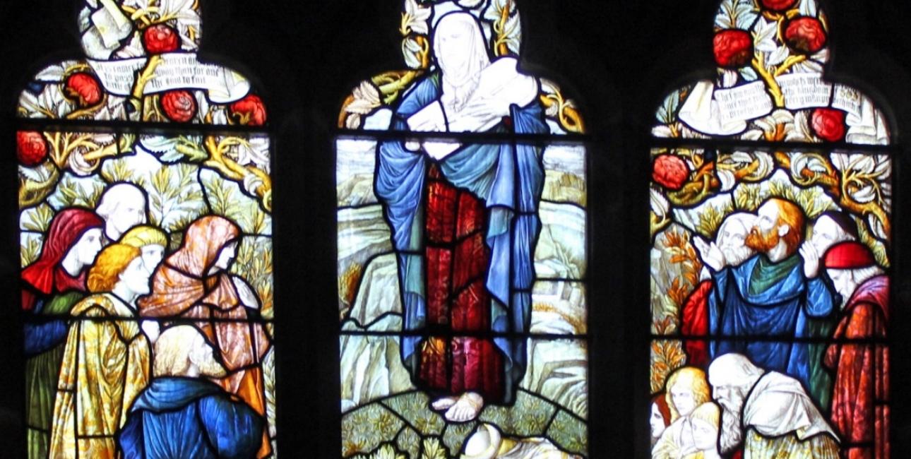 St Michael's Kirke i Garston, England. Fotograf: Wikimedia commons.