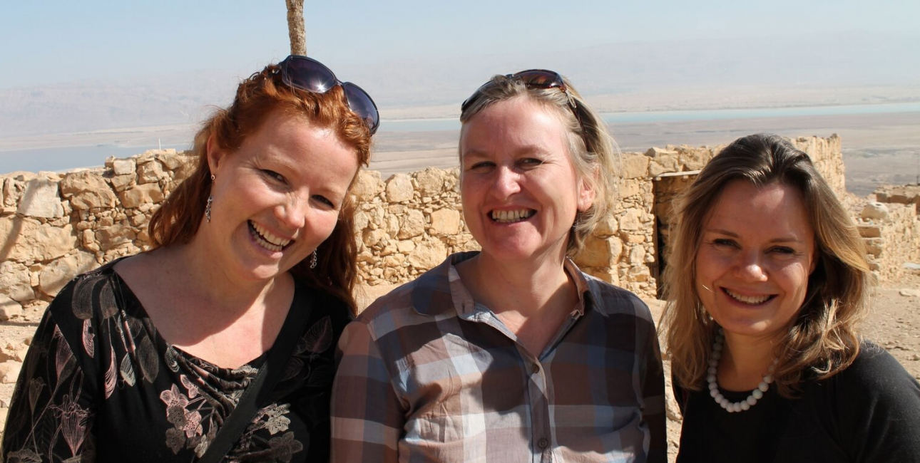 Researchrejse i Jerusalem