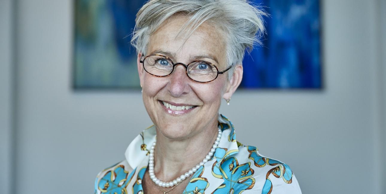 Charlotte Rørth. Foto: Carsten Lundager.