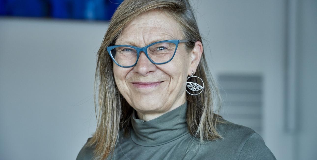 Gitte Buch-Hansen. Foto: Carsten Lundager.
