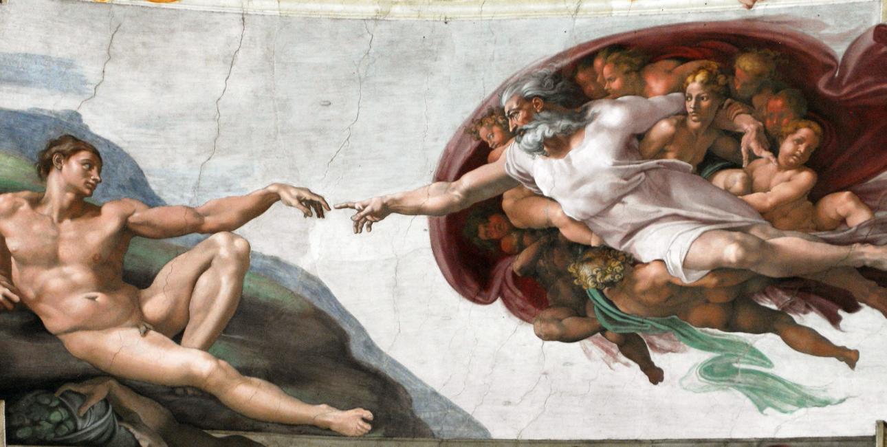 Gud. Foto: Wikimedia Commons.