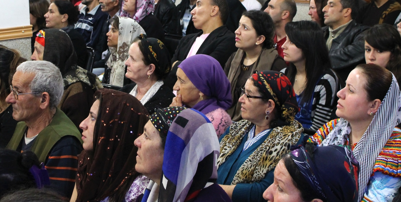 Konvertitter i Algeriet. Foto: