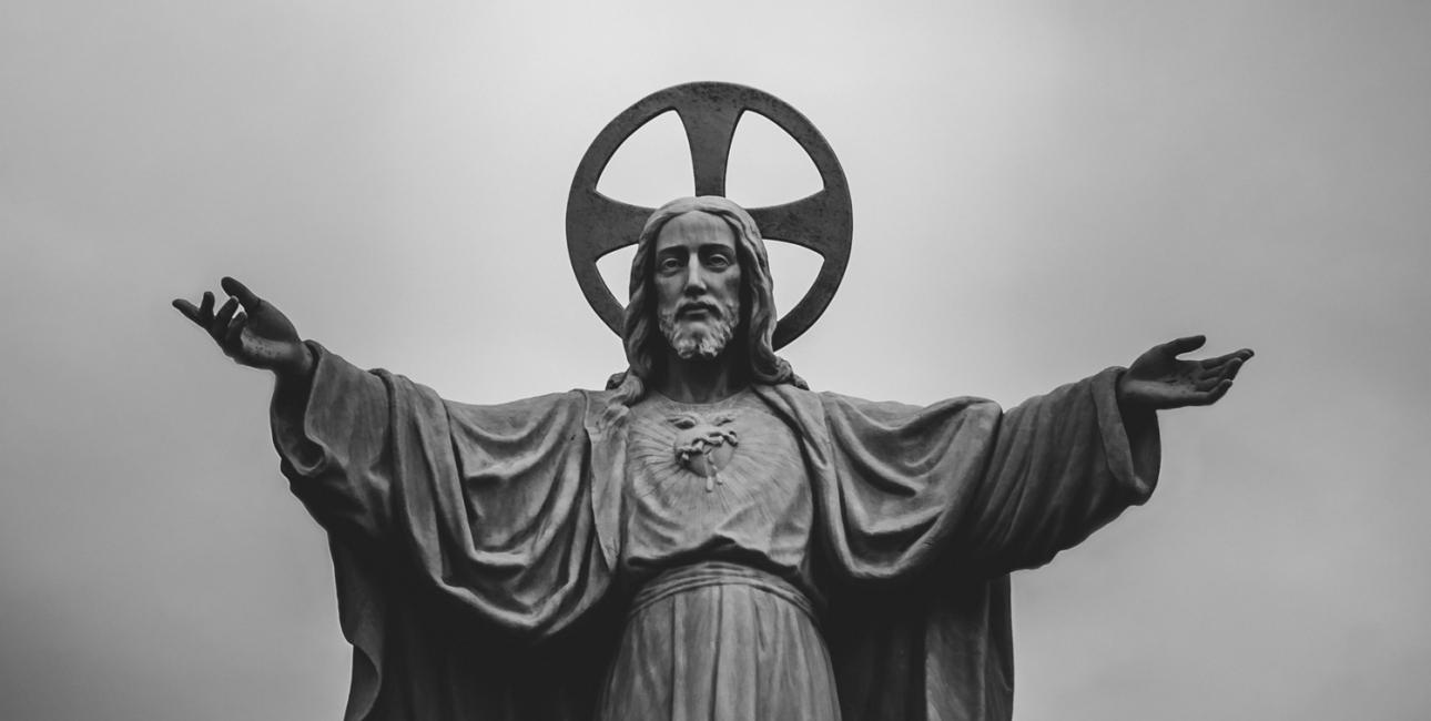 Jesus-statue, Spanien. Foto: Unsplash.