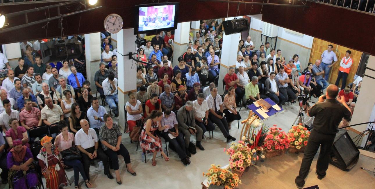 SAT-7 studie / Kirke i Algeriet