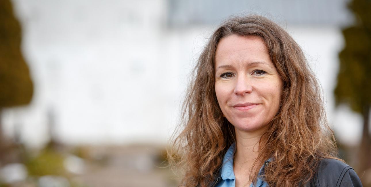 Ann Sofi Lægsgaard Andersen. Foto: Christian Roar Pedersen.