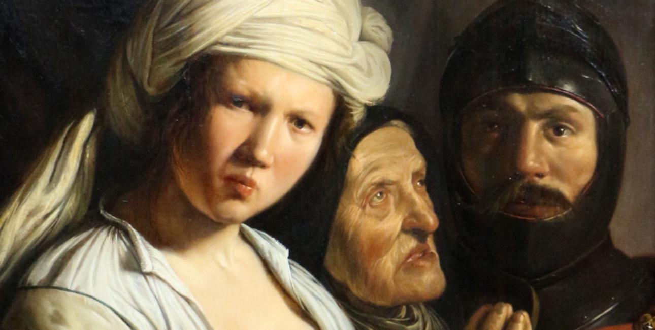 Debora. Maleri af Salomon de Bray, 1635. Kilde: Wikimedia Commons.