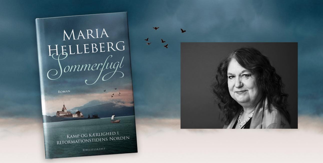 Sommerfugl, Maria Helleberg