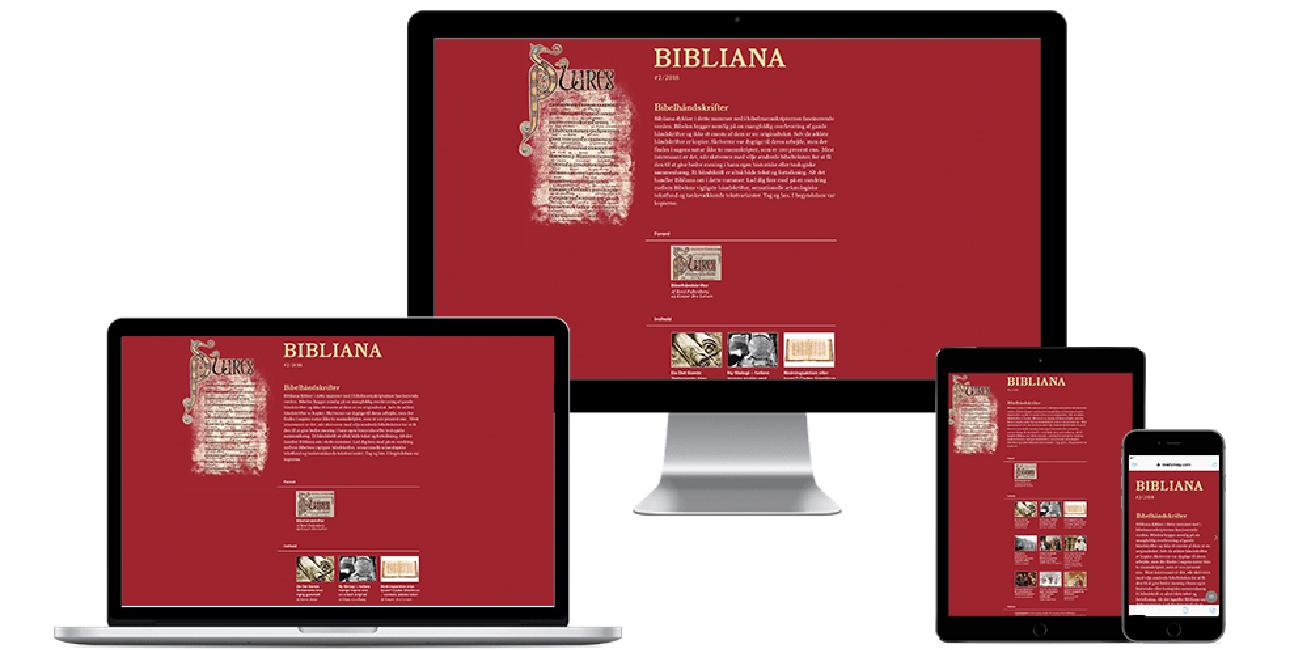 Bibliana bliver digitalt – og gratis