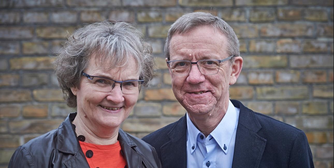 Lisbet og Mogens Müller. Foto: Carsten Lundager.