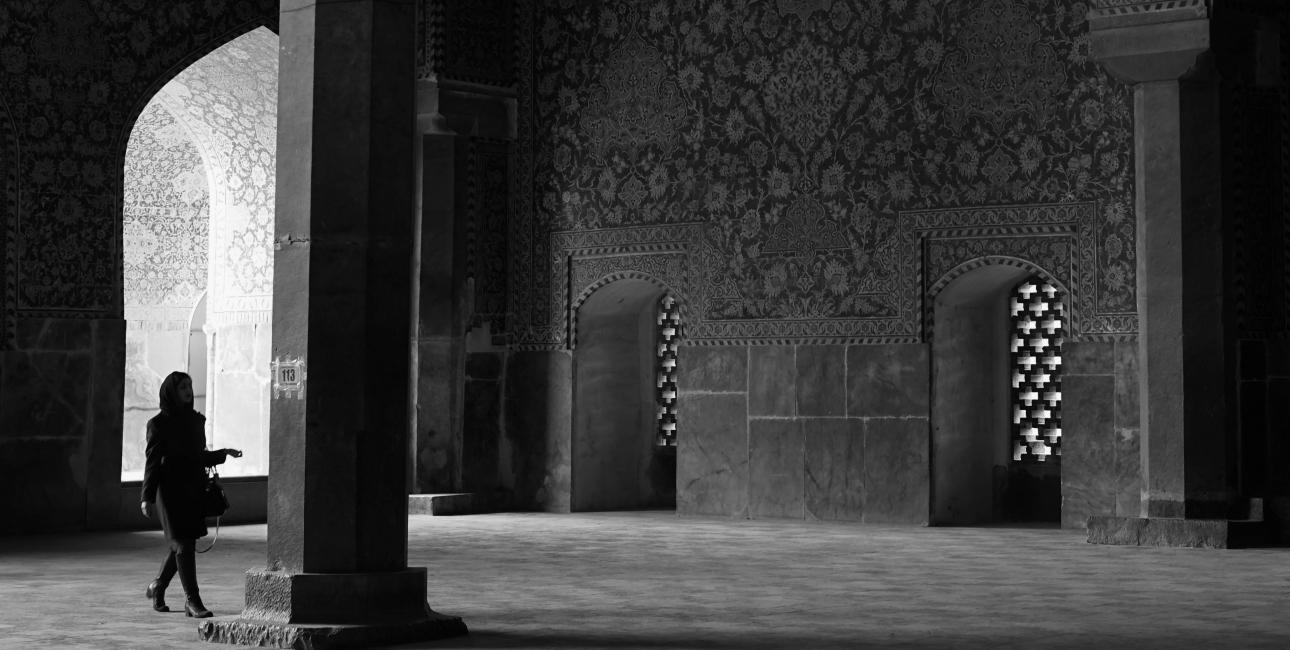 Iran. Foto: Joel Tasche/Unsplash