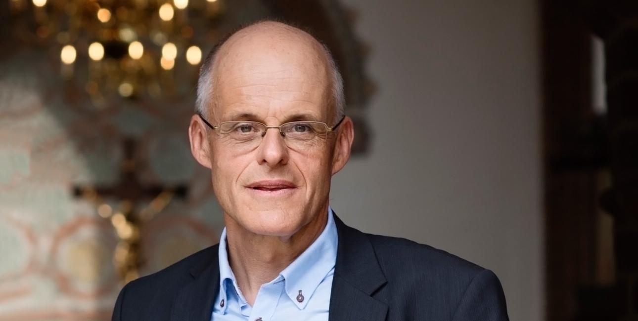 Jens Ole Christensen. Foto: Les Kaner.